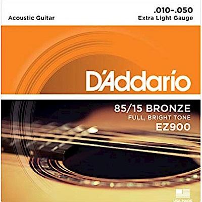 D'Addario EZ900 民謠吉他套弦