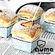 (滿699)奧瑪烘焙 原味牛奶北海道戚風蛋糕(8入/盒) product thumbnail 1