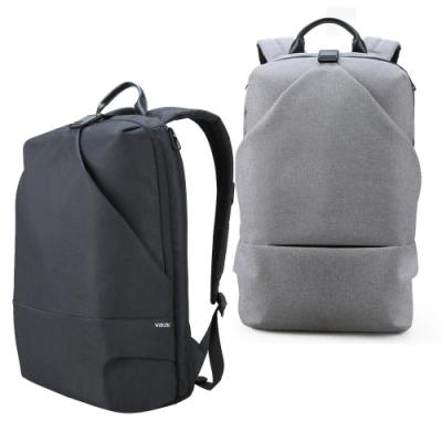 leaper 個性時尚休閒防潑水防盜雙肩後背包 共2色