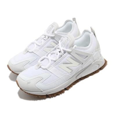 New Balance 慢跑鞋 X Racer 運動 男女鞋 紐巴倫 基本款 舒適 簡約 情侶穿搭 白 銀 MSXRCTEAD
