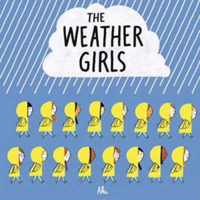 The Weather Girls 天氣女孩精裝繪本