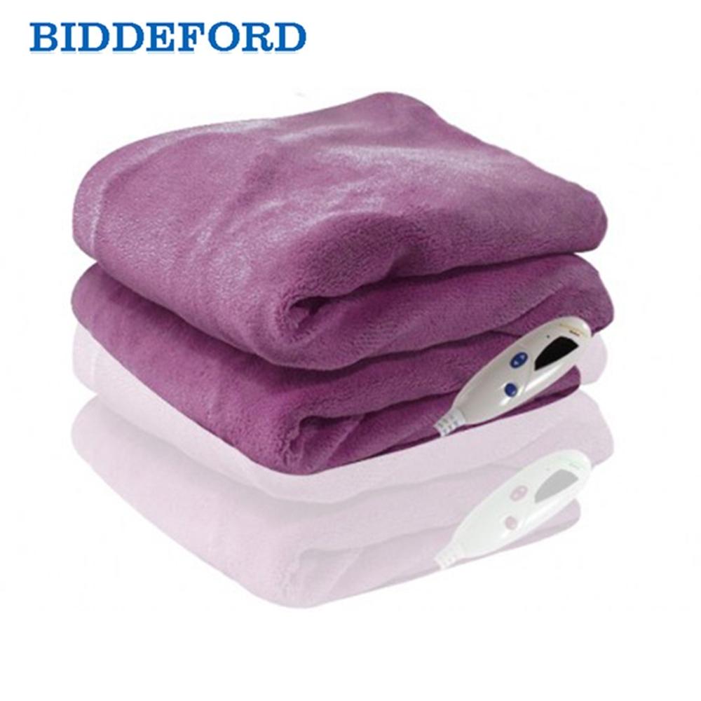 BIDDEFORD 智慧型安全蓋式電熱毯 OTD-T-B/V- product image 1