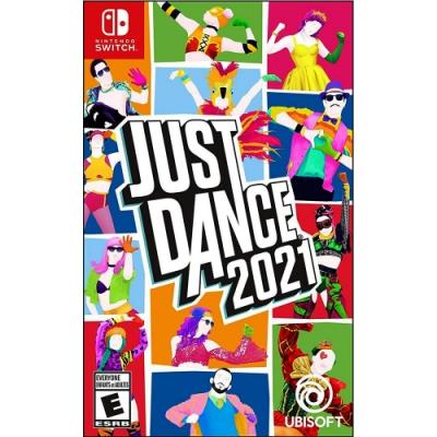 舞力全開 2021 Just Dance 2021 - NS Switch 中英文美版