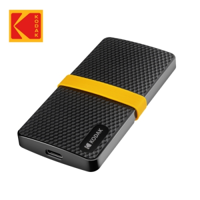【KOKAK】柯達 1TB X200 行動固態硬碟1.8吋 TYPE-C 傳輸