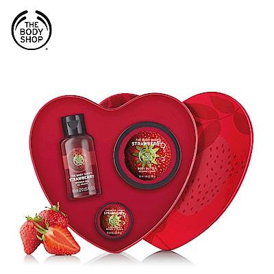 The Body Shop 草莓甜心精選原裝禮盒