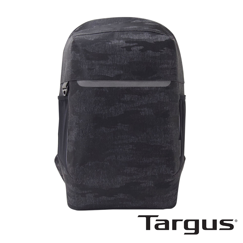 Targus CityLite Pro 15.6 吋安全後背包 - 墨色迷彩(限量版)