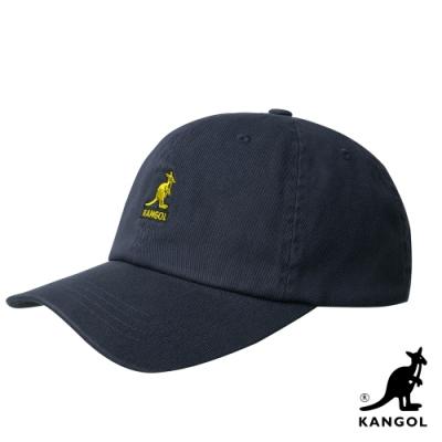 KANGOL-經典老帽-深藍色