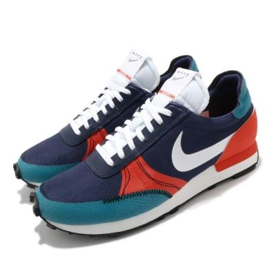 Nike 休閒鞋 DBreak Type SE 運動 男鞋 經典款 復古 舒適 簡約 球鞋 穿搭 藍 橘 CU1756403