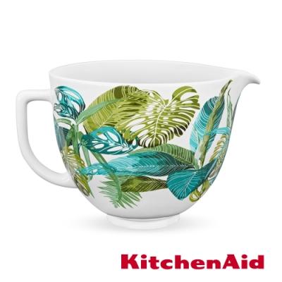 KitchenAid 5Q陶瓷攪拌盆: 熱帶雨林