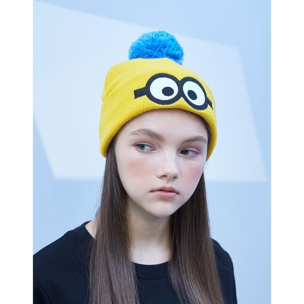 CACO-BOB造型毛帽-親子款-女【A2US013】