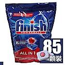 FINISH all in 1 軟化鹽 洗碗機洗碗錠 85 顆