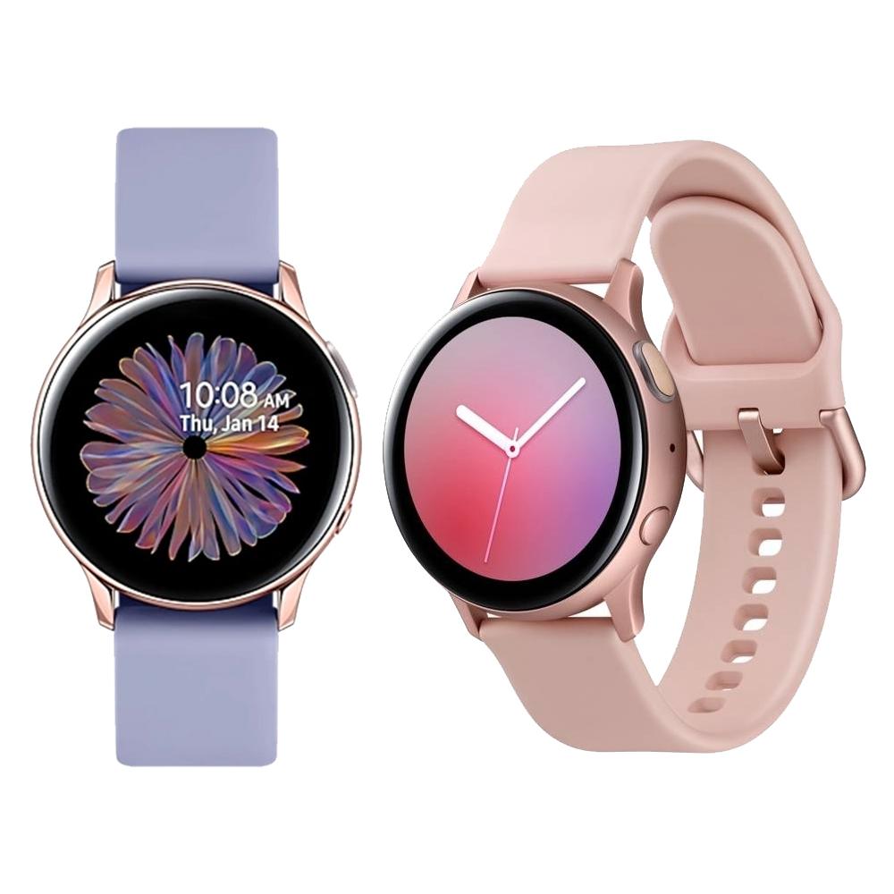 SAMSUNG Galaxy Watch Active2 智慧手錶 藍牙版 鋁製 40mm R830