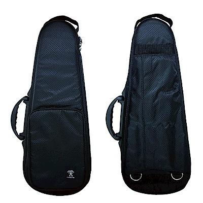 aNueNue UDC 黑色線條款 烏克麗麗琴袋 23吋適用