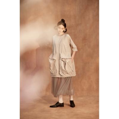 CHARINYEH 立體造型洋裝