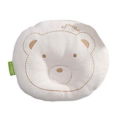 有機棉嬰兒護頭凹枕 b0061 魔法Baby