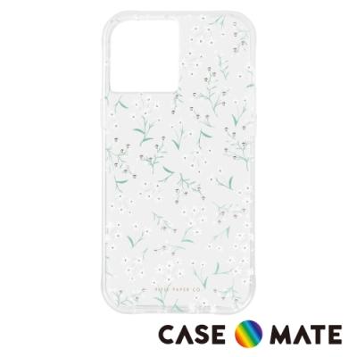 美國 Case-Mate x Rifle Paper Co. 限量聯名款 iPhone 12 Pro Max 防摔抗菌手機保護殼 - 滿天星