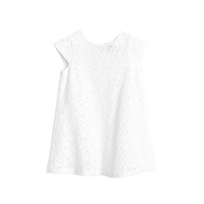 小雛菊 MARGUERITE 白色蕾絲洋裝