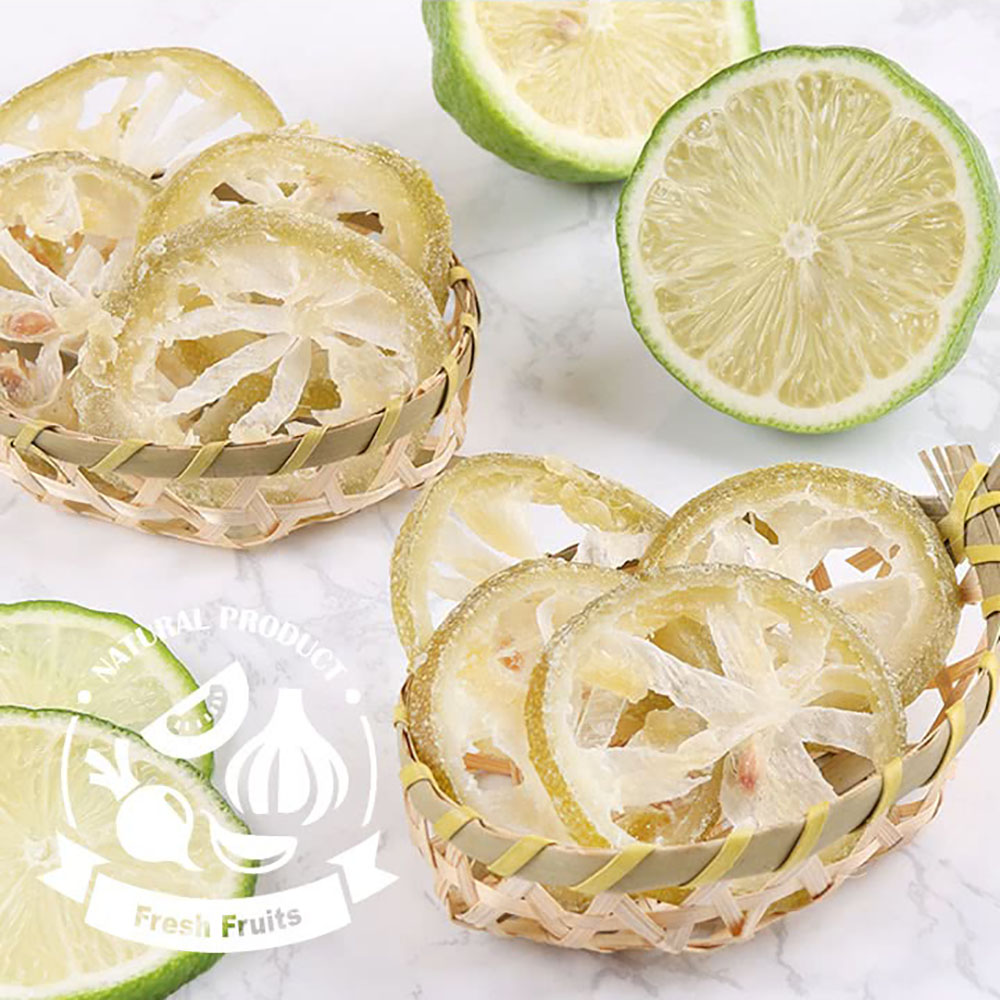 愛上新鮮 檸檬鮮果乾 (70g±10%/包)