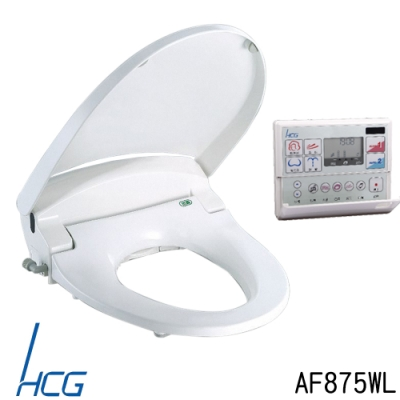HCG和成 免治沖洗馬桶座AF875WL