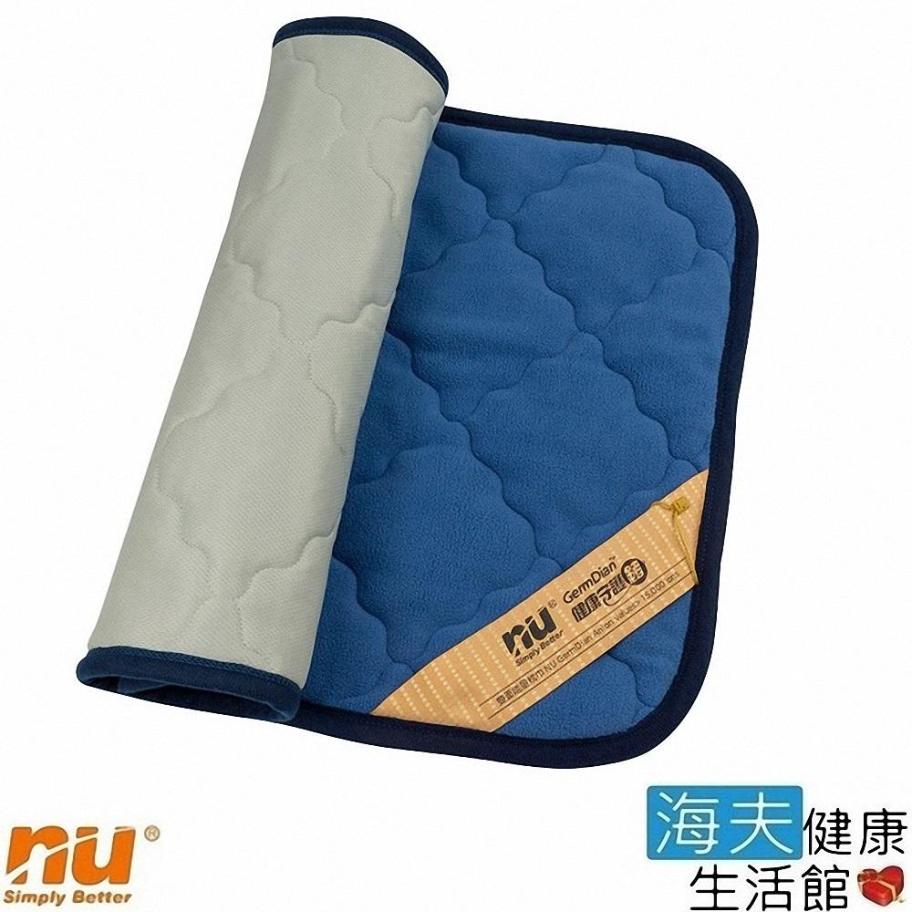 海夫 NU 恩悠數位 舒眠健康能量雙面枕墊(75x45cm)