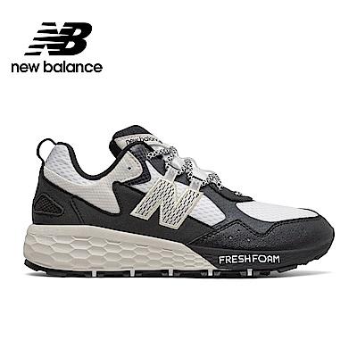 【New Balance】越野跑鞋_女性_黑白配色_WTCRGLW2-B楦