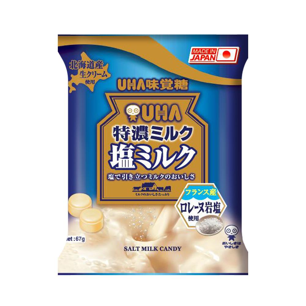 味覺糖 鹽味牛奶糖(67g)