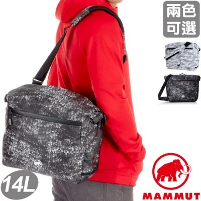 Mammut長毛象 00070 防水側背包14L Seon Messenger郵差包/通勤背包/訓練背包/筆電包