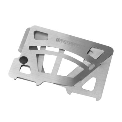 日本CARD DRIPPER 不鏽鋼單手開超輕量咖啡濾架(38g)