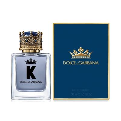 K by Dolce & Gabbana 王者之心男性淡香水50ml