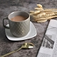 Homely Zakka-簡約北歐ins風時尚馬克杯/咖啡杯/早餐杯_沉靜棕 product thumbnail 1