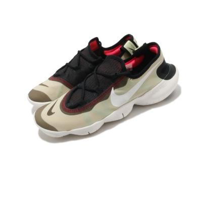 Nike 慢跑鞋 Free RN 5 2020 男鞋 輕量 透氣 舒適 赤足訓練 運動 綠 黑 CI9921300