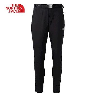 The North Face北面男款黑色輕量保暖長褲|3L8YJK3