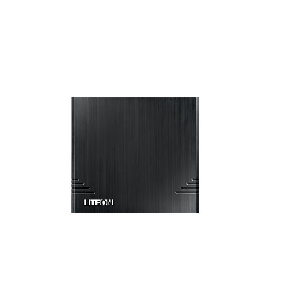 LITEON eBAU108 超薄型外接式燒錄器(黑)