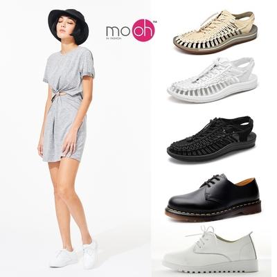 【時時樂限定】mo.oh熱銷鞋款限時優惠