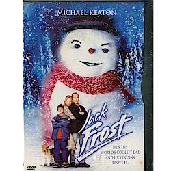 天啊!我把傑克變雪人 Jack Frost  DVD