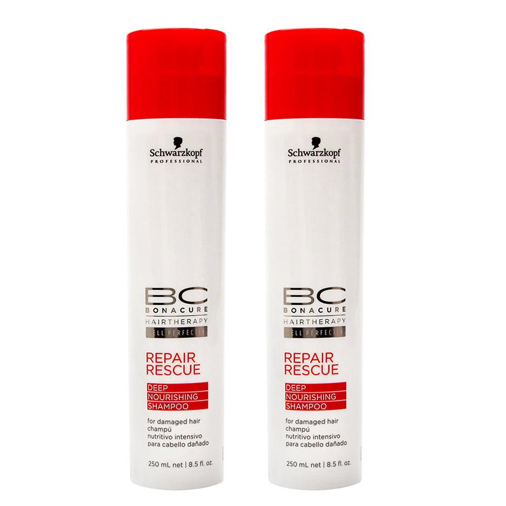 Schwarzkopf 施華蔻 極緻潤澤洗髮露250ml (2入)