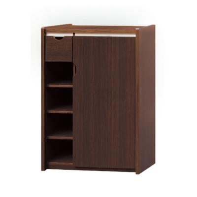 Bernice-胡桃鞋櫃-83.5x36.9x107.3cm