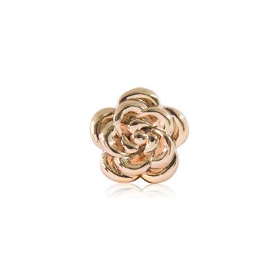 HOURRAE 山茶花 人氣玫瑰金系列 小飾品