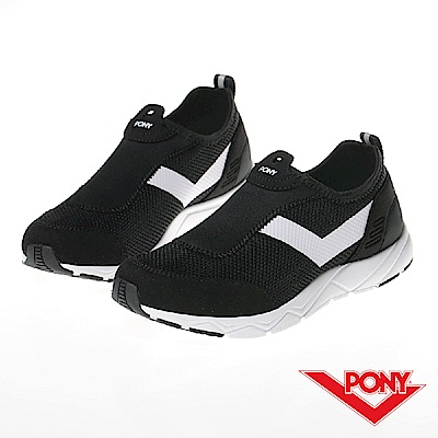【PONY】AQUA H2O系列-輕便休閒鞋-女性-黑