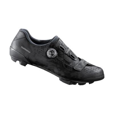 【SHIMANO】RX800 碳纖維複合 GRAVEL 車鞋 黑色