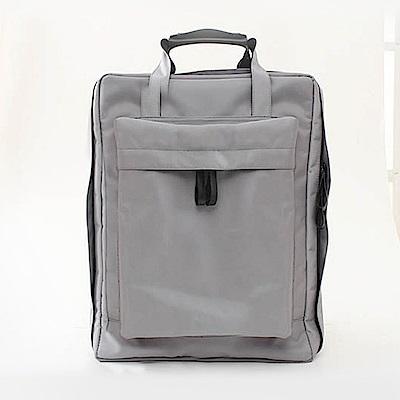E.City_超大容量雙肩手提防潑水旅行登機背包