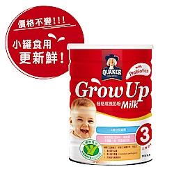 桂格 三益菌成長奶粉(825g)6罐特價組