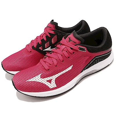 Mizuno 慢跑鞋 Wave Sonic 低筒 運動 女鞋