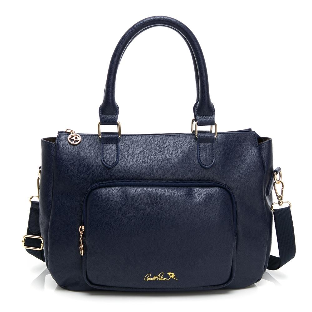 Arnold Palmer- 手提包附長背帶 職場能手系列-藍色