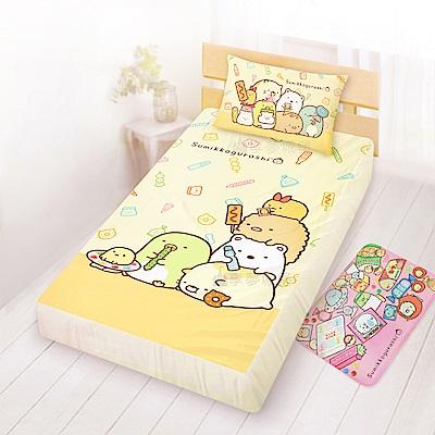 (僅此一檔)享夢城堡 枕套床包三件組 雙/大均一價