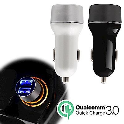 CA-2UQ3 QC3.0雙USB輸出車用充電器