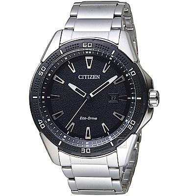 CITIZEN星辰潮流時尚光動能腕錶(AW1588-57E)