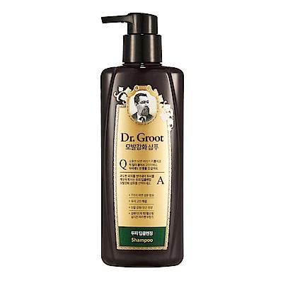 Dr.Groot 養髮秘帖洗髮精(控油蓬鬆髮) 400ml