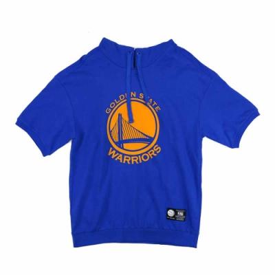 NBA Style C&S 短袖連帽T恤 勇士隊