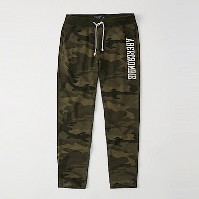 AF a&f Abercrombie & Fitch 長褲 綠色 1101